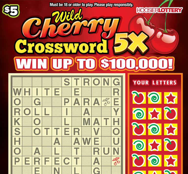 WILD CHERRY CROSSWORD 5X