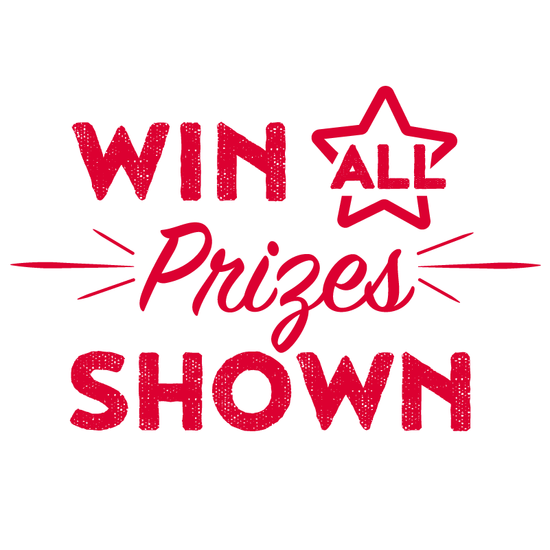 Win All Prizes Shown