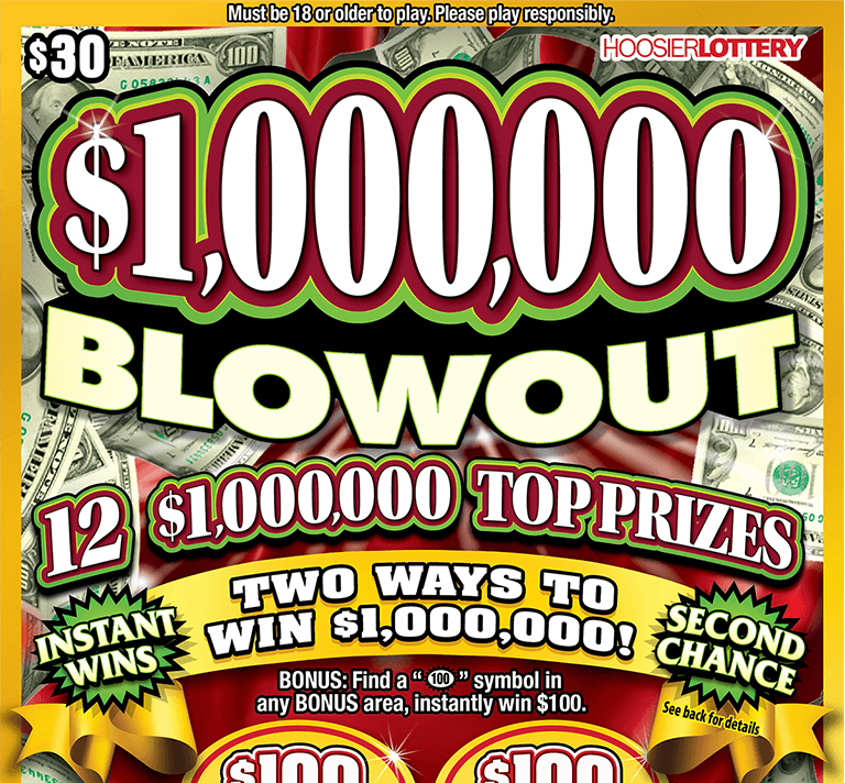 $1,000,000 BLOWOUT