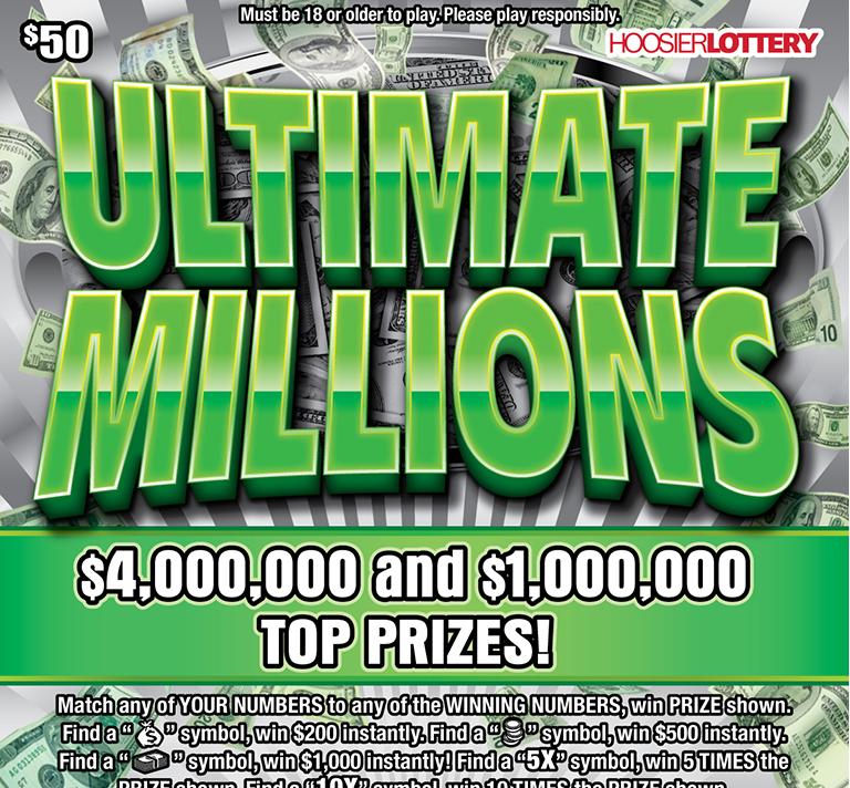 Scratch Offs Hoosier Lottery Hoosier Lottery