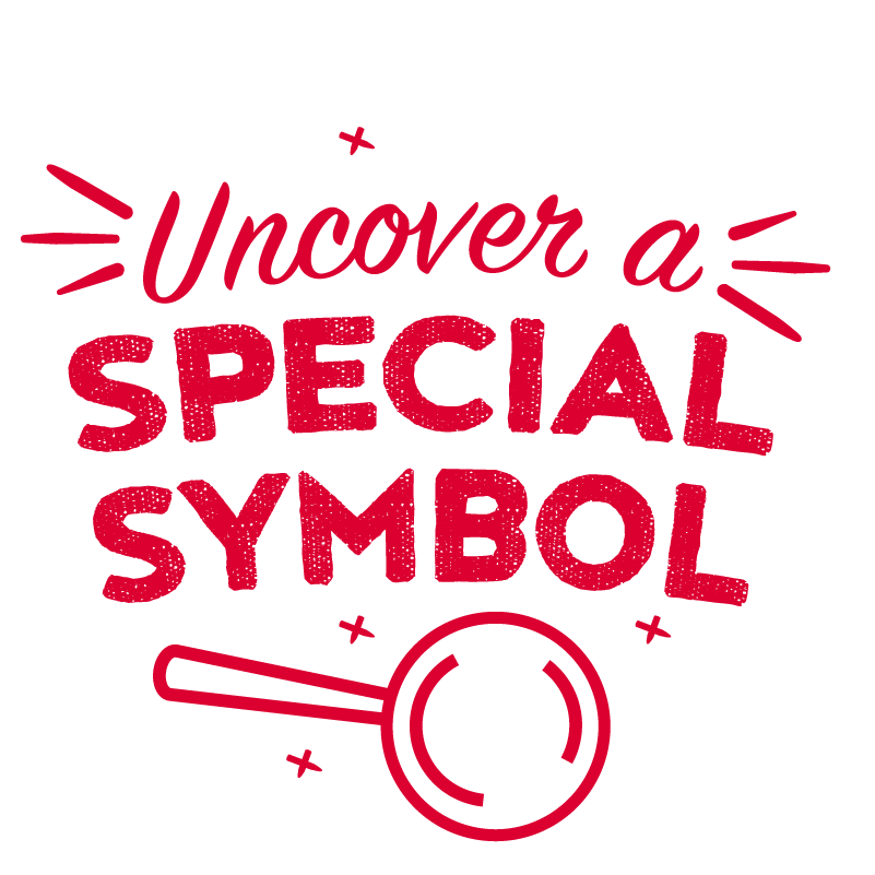 Uncover a Special Symbol