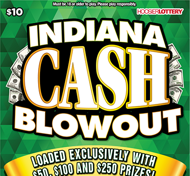 INDIANA CASH BLOWOUT