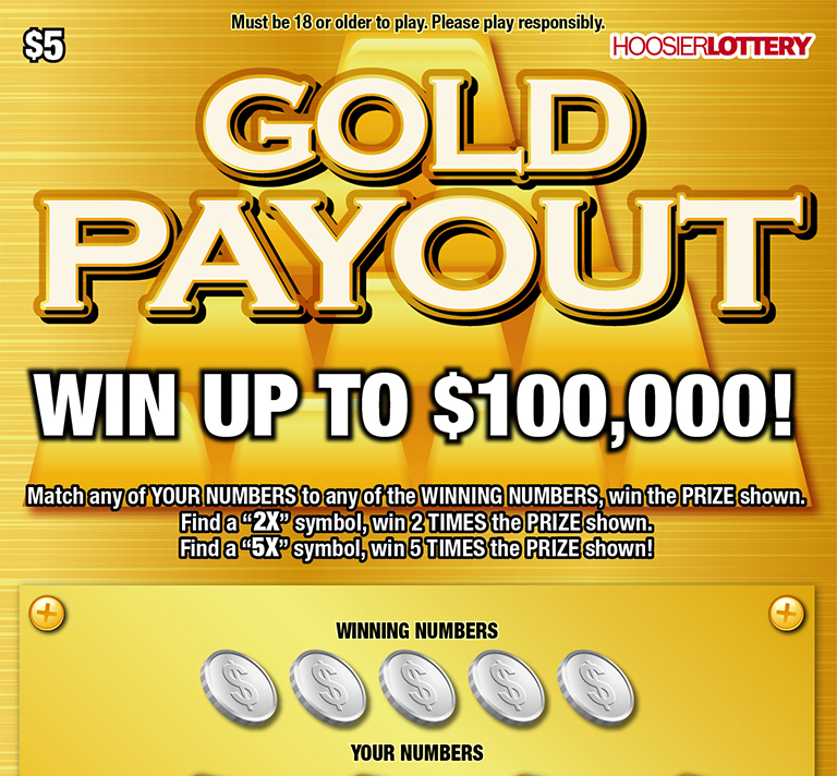 GOLD PAYOUT
